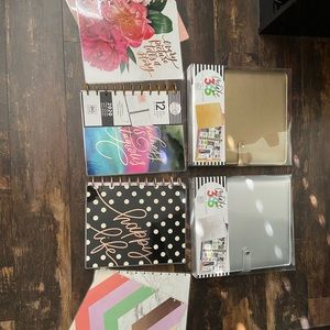 BIG happy planner bundle